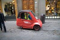 Poste Italiane in Florence, Italy