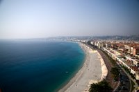 Bay of Nice, France