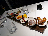 Awesome dessert tasting platter from The Kitchen by Salvatore Cuomo, Shanghai