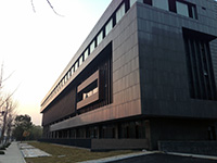 Zhejiang University's Zijingang campus: hip building